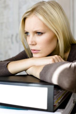 women at officework