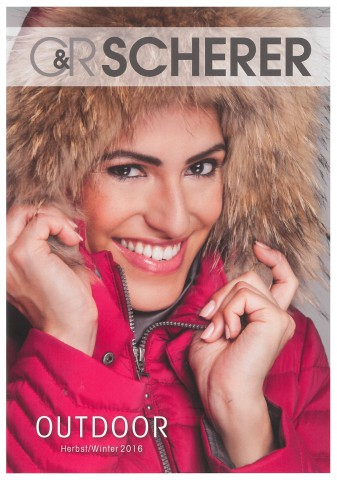 C&R Scherer Lookbook Outdoor 2016 12